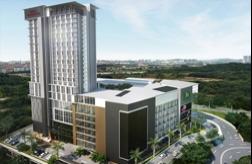 M Square, Puchong Hilton