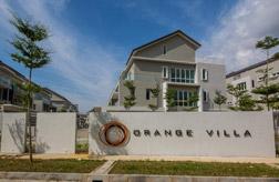 Orange Villa 1, Pulau Pinang